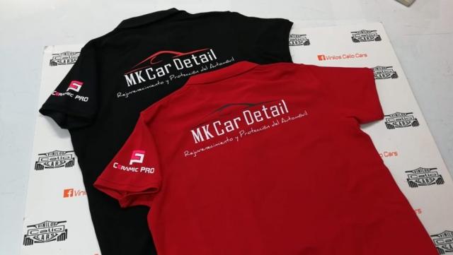 MK CAR DETAIL - MADRID ROPA TRABAJO LABORAL POLOS