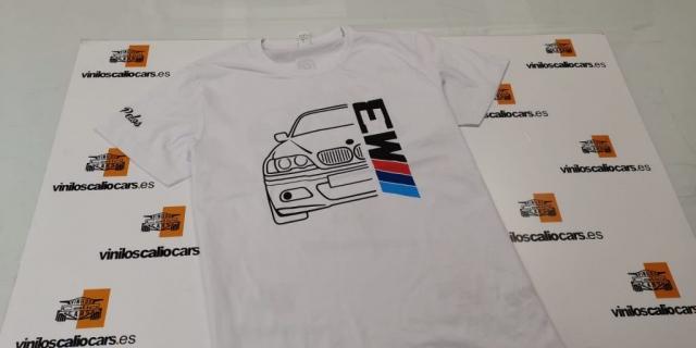 CAMISETA BMW E46 M3