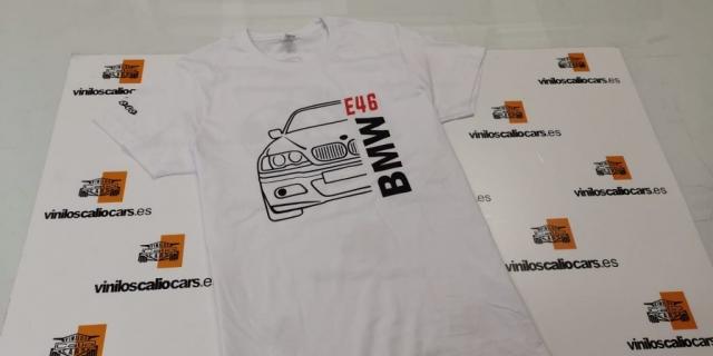 CAMISETA BMW E46