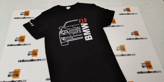 CAMISETA BMW F10