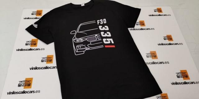 CAMISETA BMW F30 335I