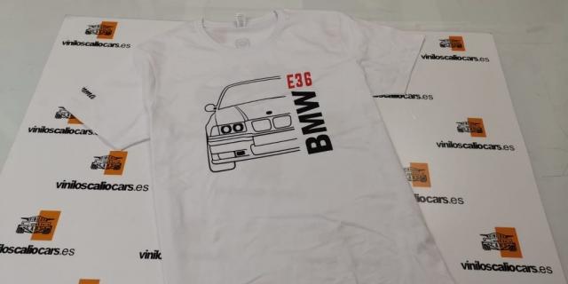 CAMISETA BMW E36