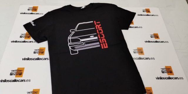 CAMISETA FORD ESCORT