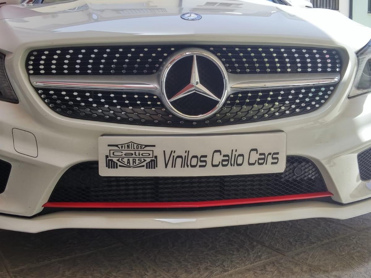 VINILOS COCHE MERCEDES CLASE C PERSONALIZADOS VINILOS CALIO CARS LOJA GRANADA