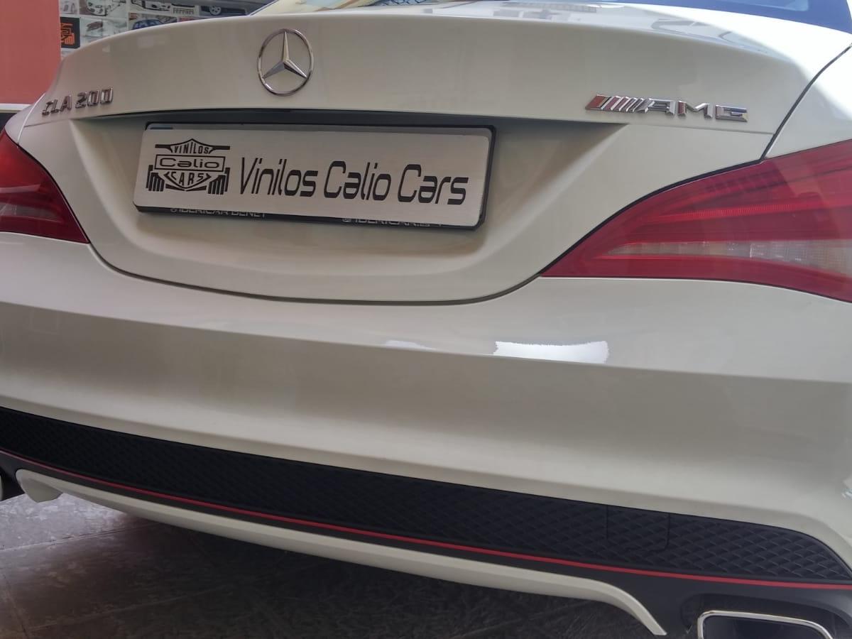 VINILOS PERSONALIZADOS MERCEDES CLASE C VINILOS CALIO CARS LOJA GRANADA