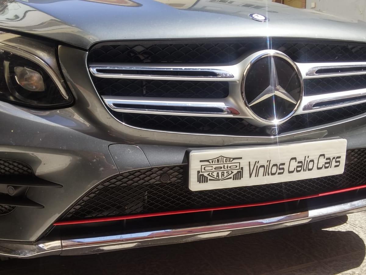 VINILOS PERSONALZADOS MERCEDES GLC VINILOS CALIO CARS LOJA GRANADA