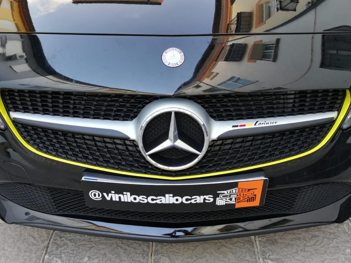 VINILOS COCHE Mercedes Clase A PERSONALIZADO VINILOS CALIO CARS LOJA GRANADA