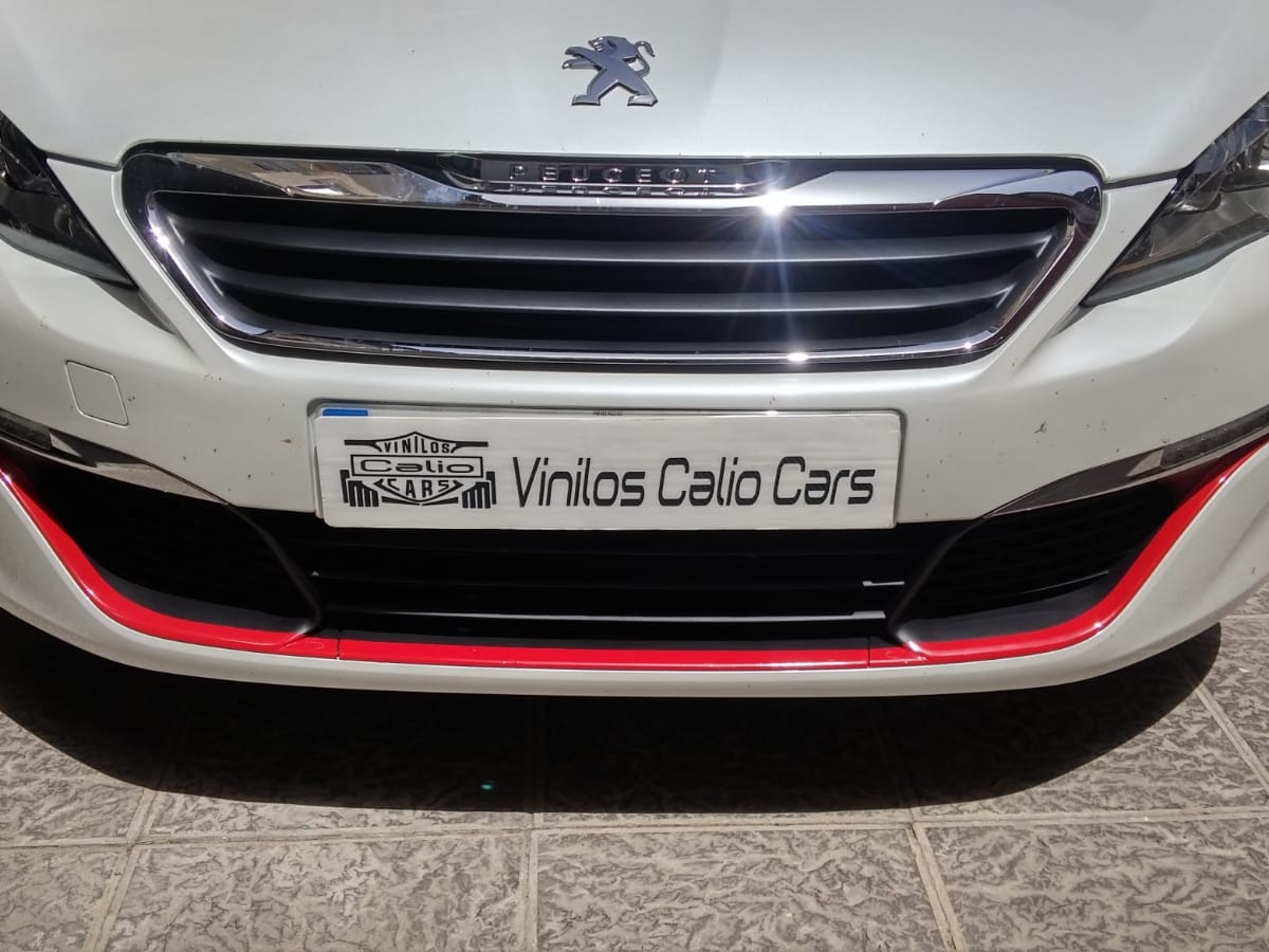 VINILOS PEUGEOT 308 PERSONALIZADO VINILOS CALIO CARS LOJA GRANADA