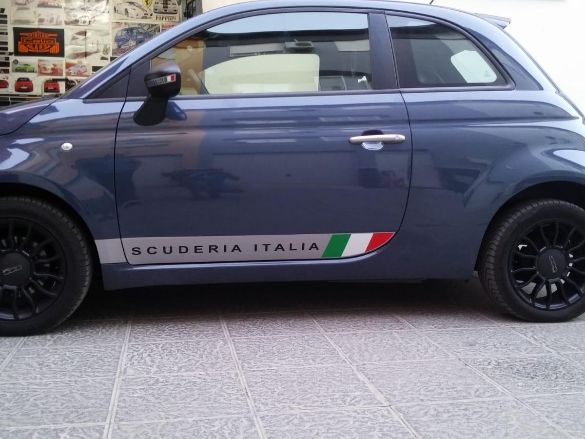 VINILOS COCHE FIAT 500 TWINAIR PERSONALIZADOS VINILOS CALIO CARS LOJA GRANADA